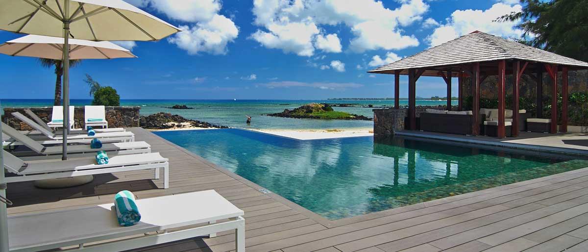 Bon Azur Beachfront Apartments Mauritius