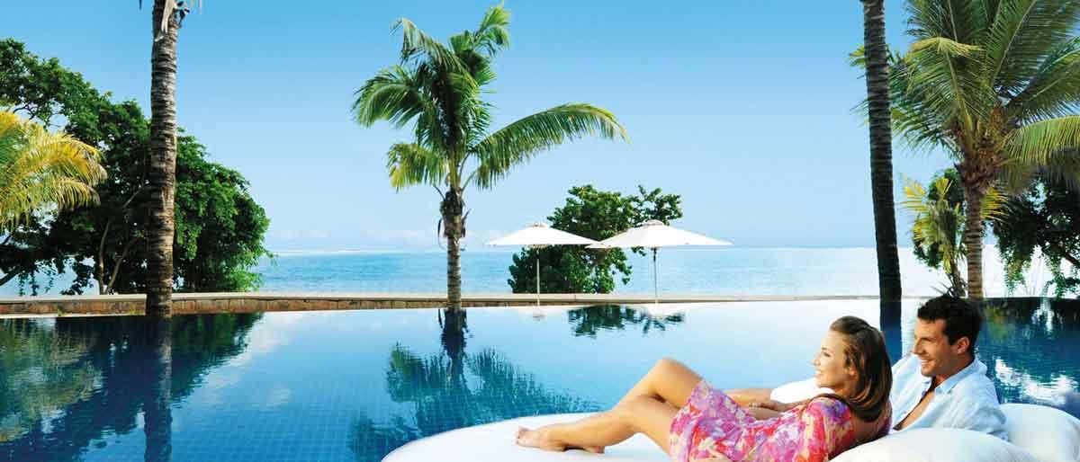Bryllupsreise på Mauritius