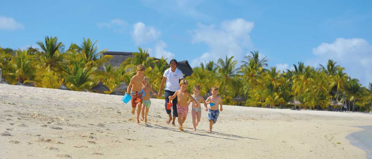 Familieferie Mauritius