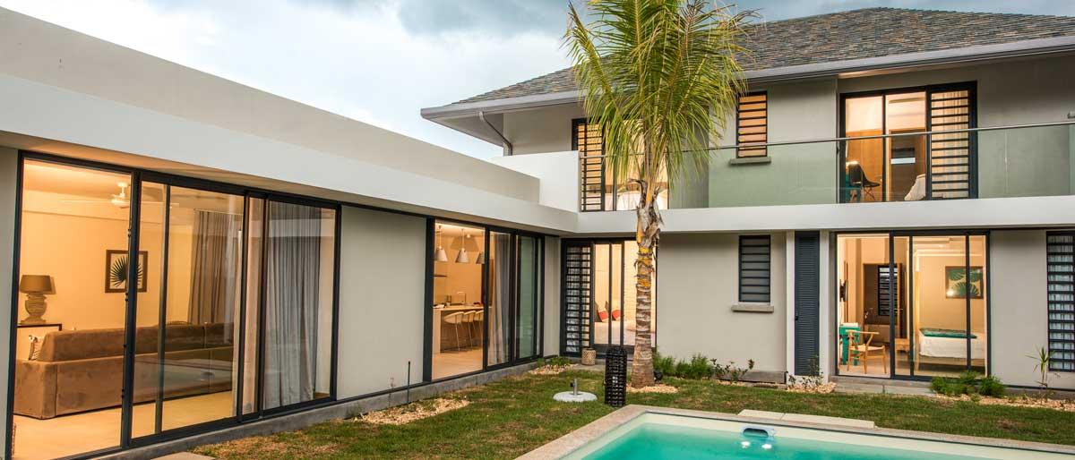 Marguery Exlusive Villas Mauritius