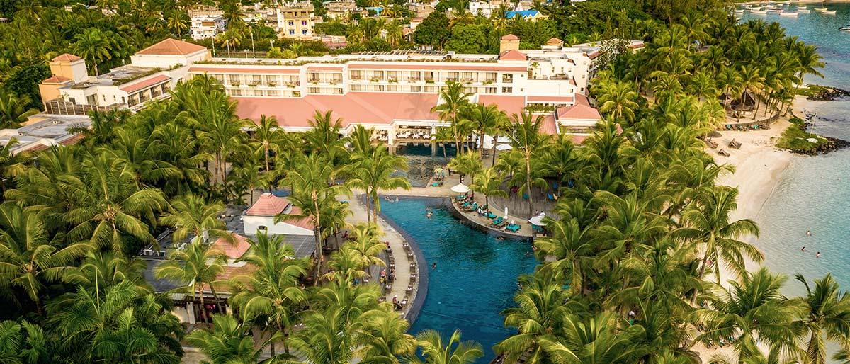 Mauricia Beachcomber Hotel Mauritius